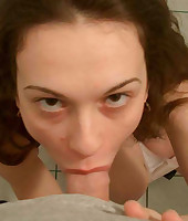 Collection of blowjob photos from oralgirlfriends