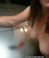 Naughty amateur MILFs from Dirty Wives Exposed