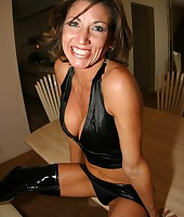 Naughty MILF from Dirty Wives Exposed