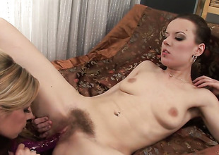 Rachel Dark and lesbo Rachel Evans have sex on cam for you to keep in view and treasure