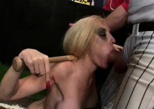 Slender bazaar doxy with massive bumpers gets tied up and face drilled