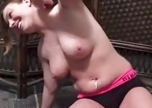 creampie not far from my wifes whack allies pussy