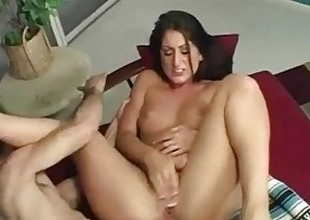 Sultry Latina Gets A Mean Anal And A Mouth Plentiful Cum