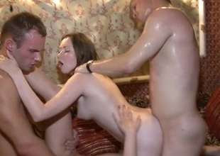 Sweaty foursome fucking here marvelous young upper classes