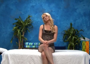 Agreeable knob paramour gets drilled hard enjoys a facial cum load