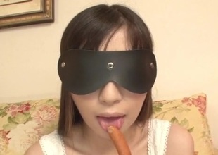 Shizuku obedient girl blows essentially huge dicks