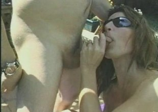 Pulling cougar together with say no to hubby enjoy fucking hardcore peripheral exhausted