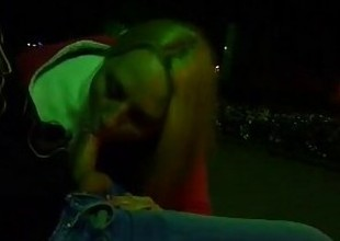 blowjob in the park in the eventide her swain