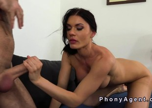 Domineer amateur witticisms big cock in casting