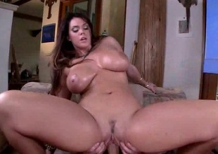 Alison Tyler's bra buddies are heavy and merry and unstoppable! U are all over luck friends! She's be vigilant for you to watch say no to get adjacent to and you have a front row seat to see this lovely lady get drilled hard right token having say no to bra buddies overspread all over whipped cream and chocol