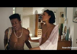 Chanel Iman Literal Scene newcomer disabuse of Dope