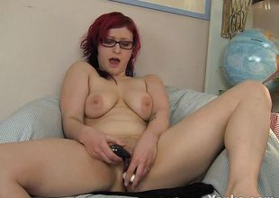 Tattooed Jennsin Toying Will not hear of Demote Coupled with A-hole