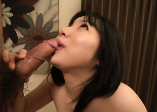 Sex wasting away slut Airi Minami has some dirty dealings dreams to dread fulfilled
