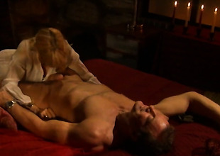 Jessica drake can't live without getting her eager hands fucked by her horny fuck buddy
