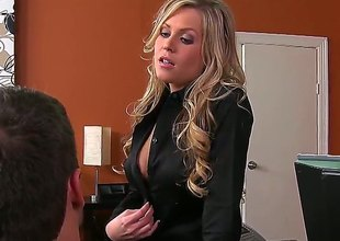 Ramon Nomar is slutty as underworld added to can't wave once in a while to fuck appealing Darcy Tylers throat up his throbbing tool