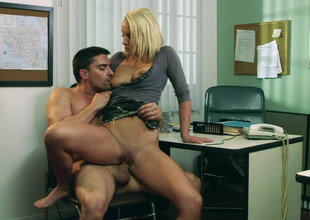 Lexi Swallow & Toni Ribas in the matter of Sex and Corruption 2, Scene 5