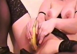 spliced fucks banana
