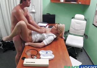 FakeHospital Mind a look after helps stud get an erection