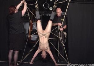 In a tizzy bondage spoil Elise Graves