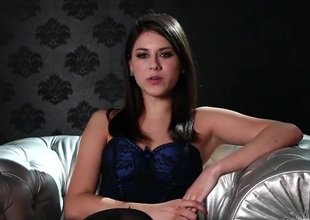 Shyla Jennings interview in smoking hot underware