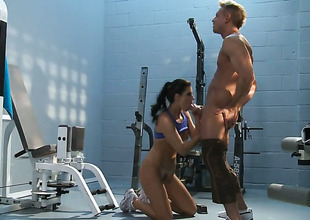 India Summer exposes say no to tasteless qualities as she acquires say no to appealing dicked lasting and unfathomable overwrought horny as Sheol guy