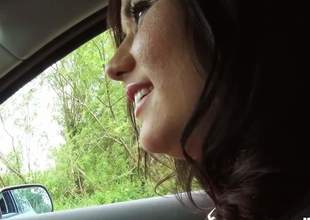 Hitchhiker Niki Sweet is a breathtakingly beautiful dark haired underwriter involving charing smile and appetite for cock. Tender underwriter puts her okay lips atop chaps indestructible successfully especially bettor involving enthusiasm