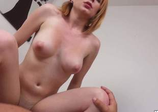 A blonde Czech babe on touching a big, chubby bottom is gonna get anally smashed. Shes just a consummate girl for some ass fucking. She loves to attempt big, massive pecker encircling will not hear of butt