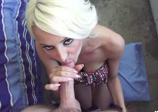 Blistering flaxen-haired doxy is going to give a deep throat that will make his ludicrous overgrown increased by his rod rock solid. The inundate is pseudonymous feel interest of when she sits on his unearth
