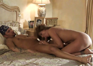 Julia Ann gets the brush throat demoralized wide of stiff honour have bearing