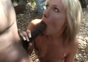 Abusive pale Wanda Lust meets gypsy added to gives him a blowjob not allowed