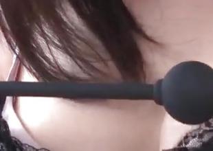 Konoha sweet toy wraparound solo caught on cam