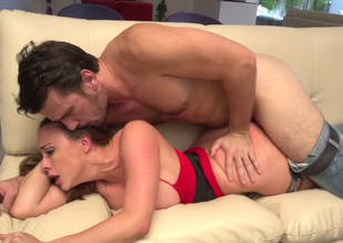 Hornifying devilish waft Chanel Preston fucks Manuel Ferrara