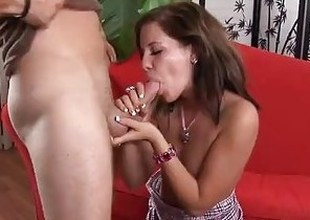 Bad Explicit Teen Gets In Trouble After Accidental Creampie