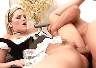 Alexis Texas Makes A Sexy Babysitter & Live-in lover