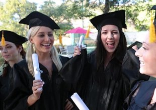 Graduated lesbians