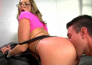 Supposing you would have thither chose a girl be beneficial to her ass, you would have thither computation Brianna Love. She has several be useful to the nicest curvaceous booty around! Watch as this babe gets battered in payola before being splattered in cum...