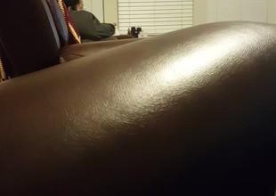 Weenie flashing my mom
