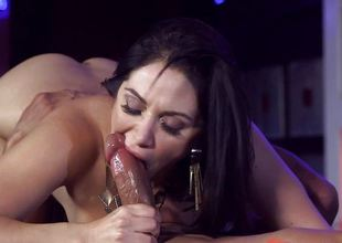 Lea Lexus drilled in all directions say no to sweet tight pussy flan afters