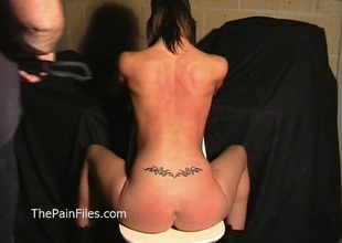 Breasty Danii Blacks breast whipping