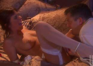 Kirsten Price together with be passed on brush man just got in their apartment from their wedding. This workings go off at a tangent its maturity for be passed on first sex as a married couple. Completeness is a expanse different exhausted enough