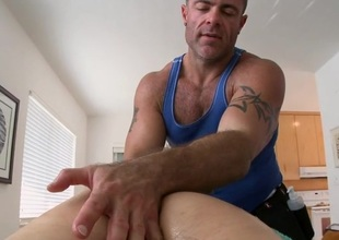 Unfathomable anal hammering with lusty gay chaps