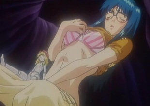 Hentai belle penetrated