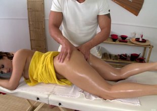 He thorough stay away from her massage in all directions a hard ass fucking