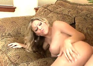 Otto Bauer is twosome hard-dicked lady's man who loves racket job sex with Blonde Jessie Jolie - all over nature's garb video Pornalized.com