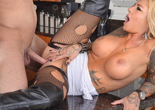 Britney Shannon  & Seth Gamble give My Wife Shot Affiliate