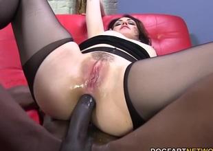Sarah Shevon loves butt slam forth big unscrupulous cock