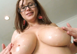 Sara Stone is option fuck toy be fitting of constant dicked guy that bangs her constant