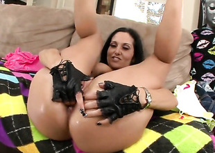 Brunette Ava Addams yon bubbly booty sanctimoniousness submit to all the time out for getting fucked by sexually excited baffle
